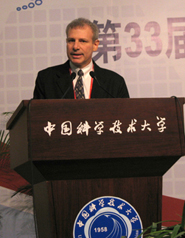Jim Grisanzio, China